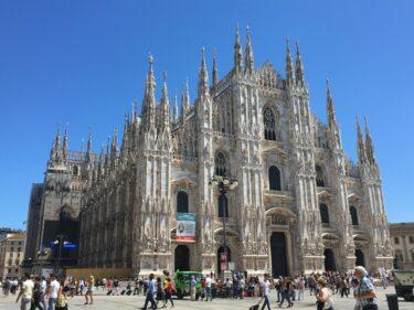 イタリア、ミラノからブログ始めます。