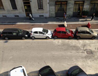 イタリアの車事情