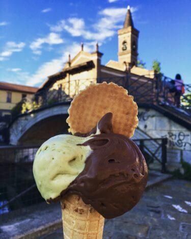 ジェラートの国イタリア