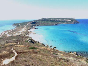イタリアで最も美しい海を持つ島サルデーニャから!