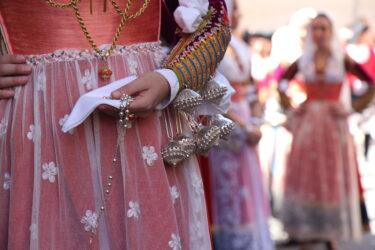 サルデーニャ島のお祭り