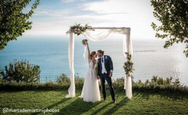コロナの中でのイタリアでの結婚式!