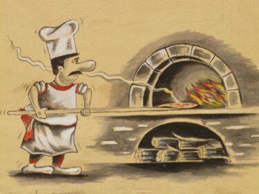 実はエジプト人がピザを焼いてたって知ってた?