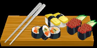 イタリアで食べるおもしろ寿司情報!