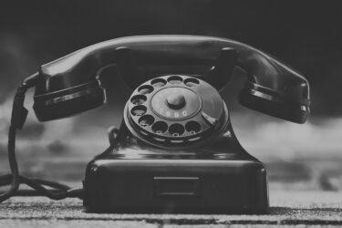 これだけ変わったイタリアの電話! 昔の電話はこうだった…