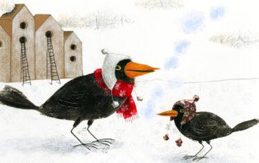 1月29、30、31日、イタリアで一番寒い日 「クロウタドリの日」