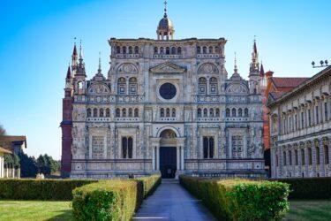 ミラノからとても美しい「チェルトーザ修道院」までの日帰り自転車旅行をしてみませんか?