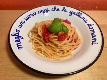 イタリアのトマトはやっぱり美味い!