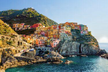 これからいよいよ夏、ミラノから日帰りでも行けるリグーリア州に行ってきました。