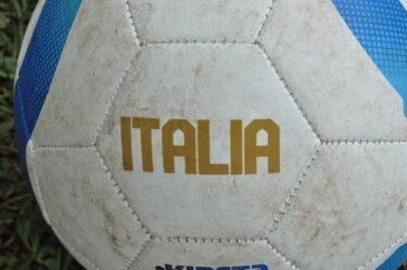 イタリアのサッカーと私
