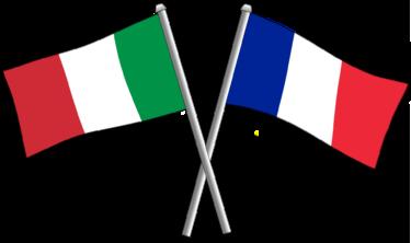 イタリア vs フランス