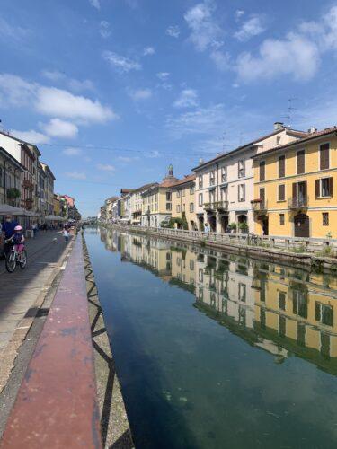 ロックダウン中、イタリア語で初めて本を読んだ