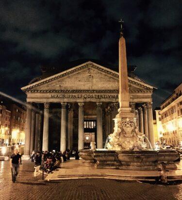 ローマで一番好きな場所
