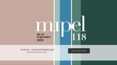 世界最大級のバッグの展示会 MIPELミラノで開催!コンサルタントをしているので、展示会参加します。