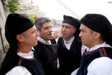 無形文化遺産に登録!サルデーニャの特殊なアカペラ民族音楽、カント・ア・テノーレ!!!