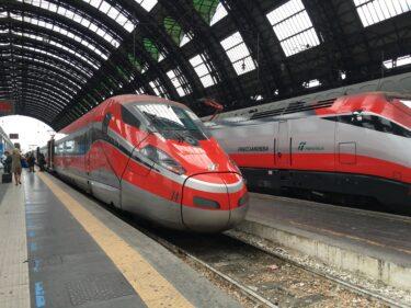 日本の鉄道とイタリアの鉄道。この分野に関してはやっぱり…