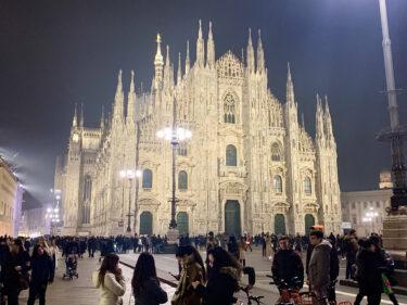 31年前、生活のためにミラノに着いたらこんな感じだった!