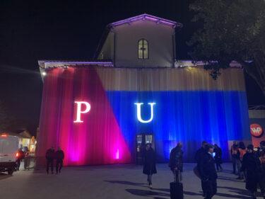 本当だったら今頃フィレンツェでメンズの展示会PITTI UOMO開催中なんだけど…